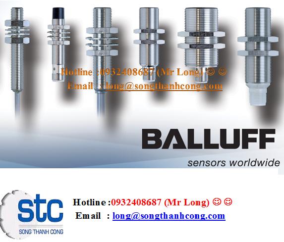 balluff - cảm biến quang điện- Đức