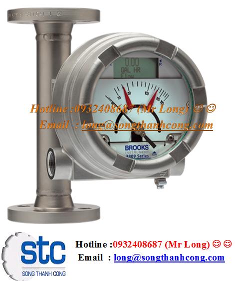 Brook- đồng hồ đo lưu lượng- Mỹ